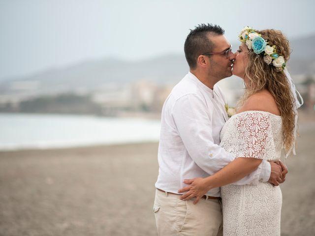 La boda de Germán y Eli en Adra, Almería 71