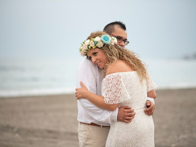 La boda de Germán y Eli en Adra, Almería 72