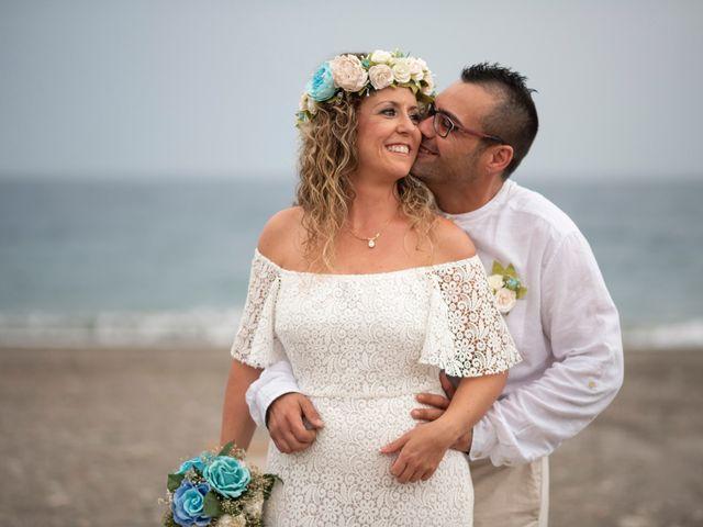 La boda de Germán y Eli en Adra, Almería 73