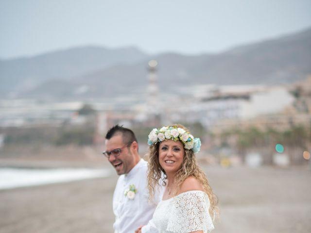 La boda de Germán y Eli en Adra, Almería 76