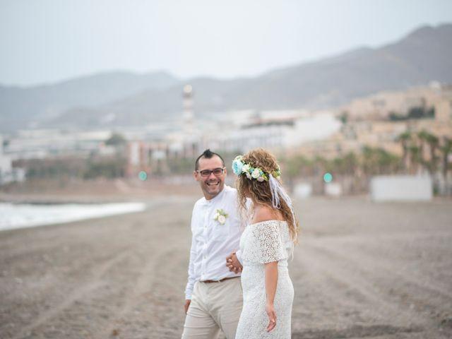 La boda de Germán y Eli en Adra, Almería 77