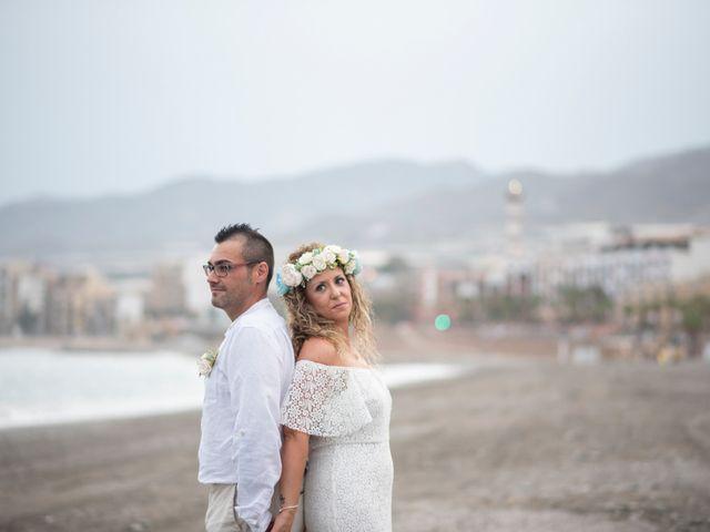 La boda de Germán y Eli en Adra, Almería 78