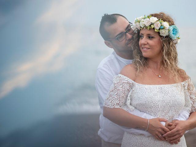 La boda de Germán y Eli en Adra, Almería 79