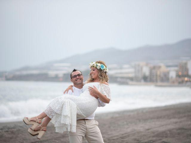 La boda de Germán y Eli en Adra, Almería 81