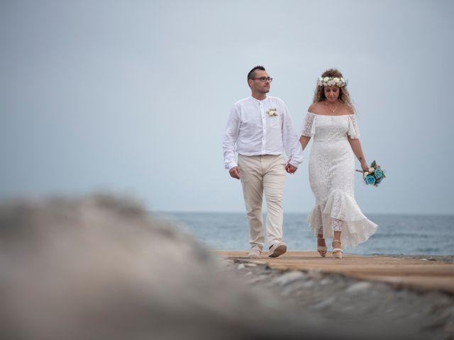 La boda de Germán y Eli en Adra, Almería 83