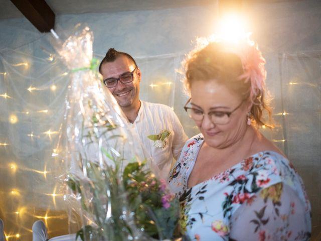 La boda de Germán y Eli en Adra, Almería 89