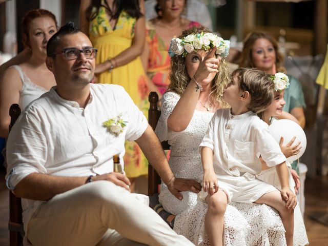 La boda de Germán y Eli en Adra, Almería 91