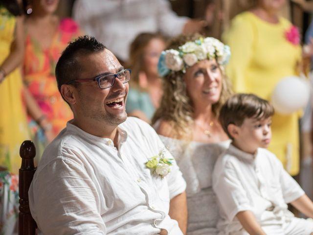 La boda de Germán y Eli en Adra, Almería 92