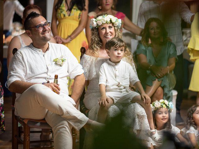 La boda de Germán y Eli en Adra, Almería 93