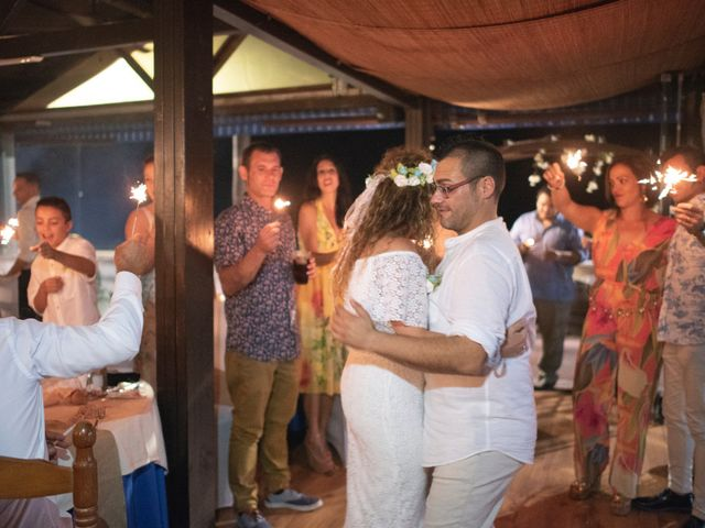 La boda de Germán y Eli en Adra, Almería 95