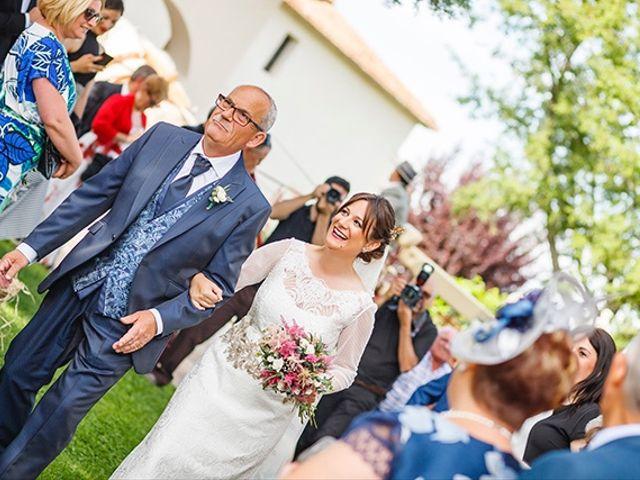 La boda de Rodrigo y Rocío en Logroño, La Rioja 16