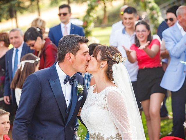 La boda de Rodrigo y Rocío en Logroño, La Rioja 21