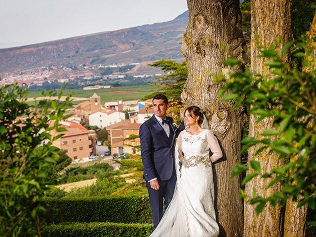 La boda de Rodrigo y Rocío en Logroño, La Rioja 29