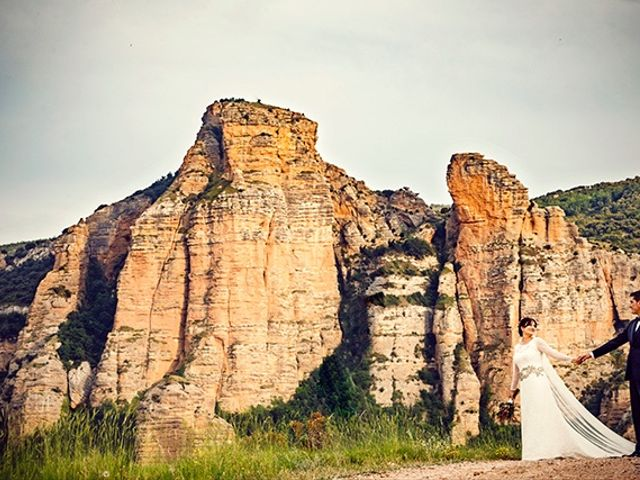 La boda de Rodrigo y Rocío en Logroño, La Rioja 33