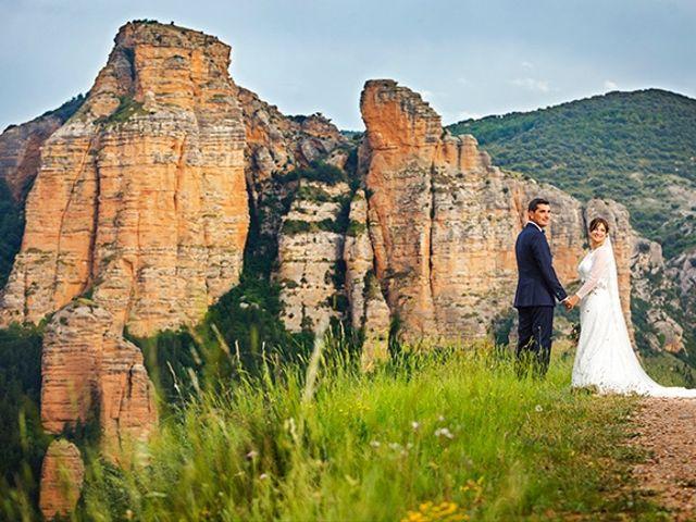 La boda de Rodrigo y Rocío en Logroño, La Rioja 35