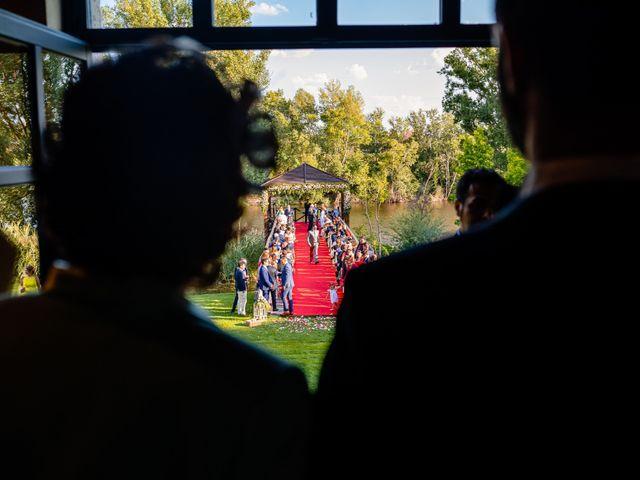 La boda de Esther y Alberto en Valladolid, Valladolid 21
