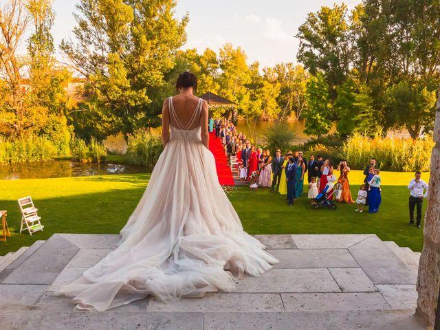 La boda de Esther y Alberto en Valladolid, Valladolid 22