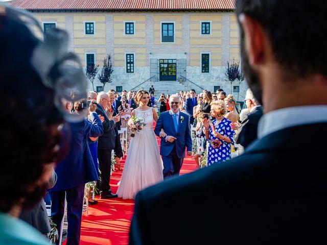 La boda de Esther y Alberto en Valladolid, Valladolid 26