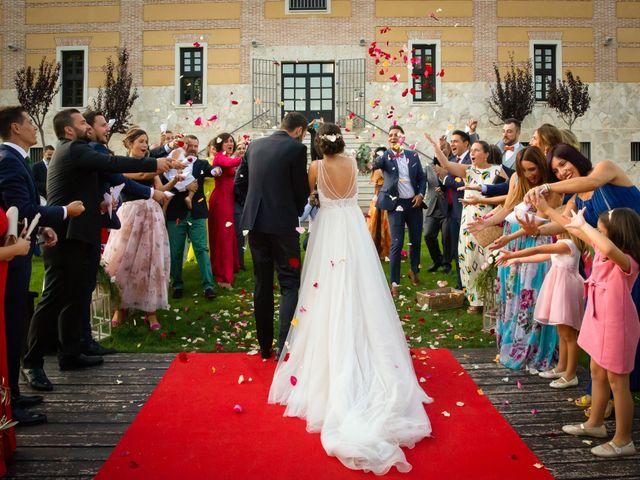La boda de Esther y Alberto en Valladolid, Valladolid 37