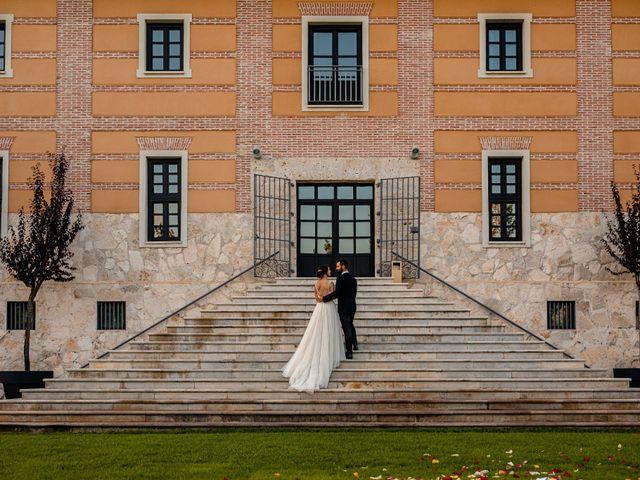 La boda de Esther y Alberto en Valladolid, Valladolid 54