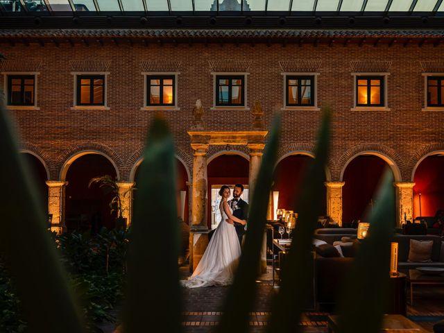 La boda de Esther y Alberto en Valladolid, Valladolid 56