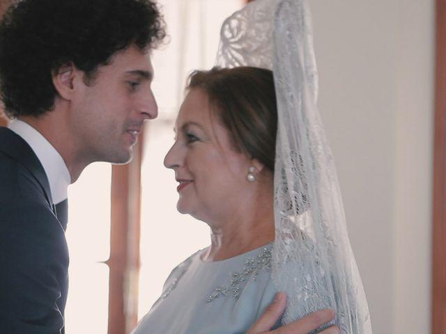 La boda de David y María en Sevilla, Sevilla 4