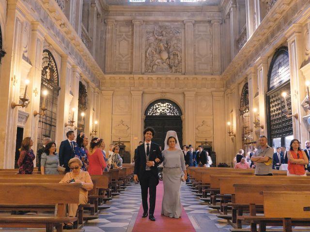 La boda de David y María en Sevilla, Sevilla 8