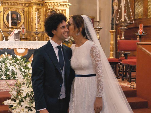La boda de David y María en Sevilla, Sevilla 10