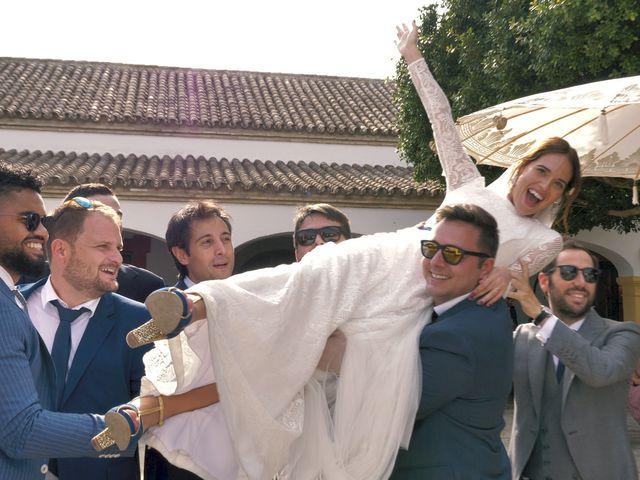 La boda de David y María en Sevilla, Sevilla 16