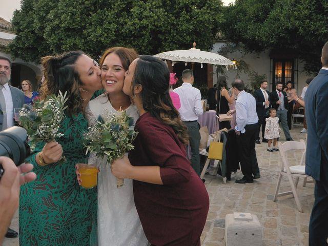La boda de David y María en Sevilla, Sevilla 19