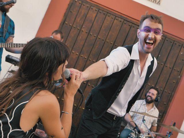 La boda de David y María en Sevilla, Sevilla 20