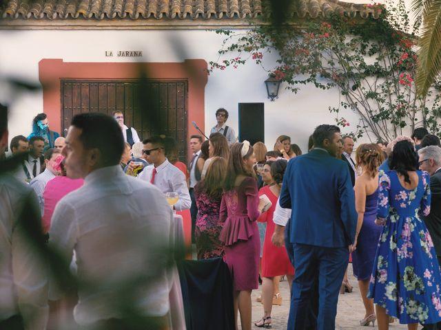 La boda de David y María en Sevilla, Sevilla 21