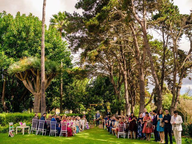 La boda de Luis y Ingrid en Arucas, Las Palmas 7