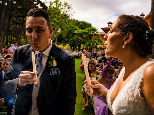 La boda de Luis y Ingrid en Arucas, Las Palmas 18