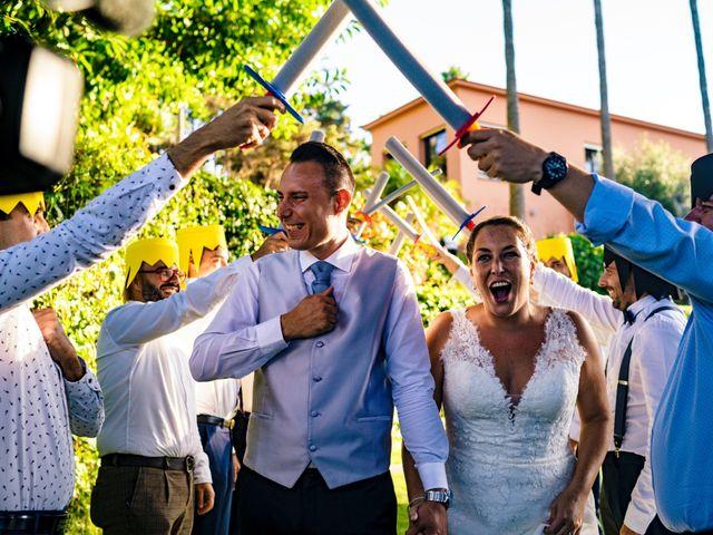 La boda de Luis y Ingrid en Arucas, Las Palmas 19
