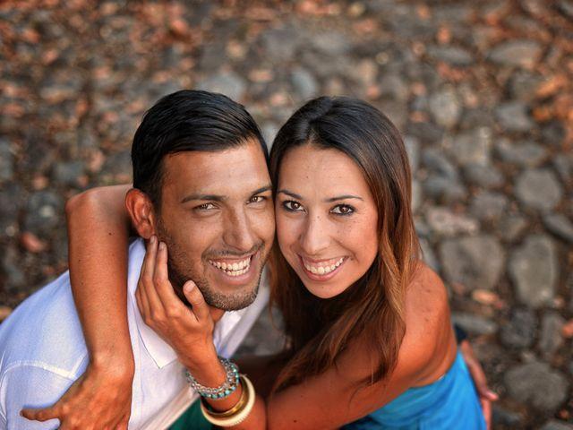 La boda de Mauro y Sandra en Los Realejos, Santa Cruz de Tenerife 7