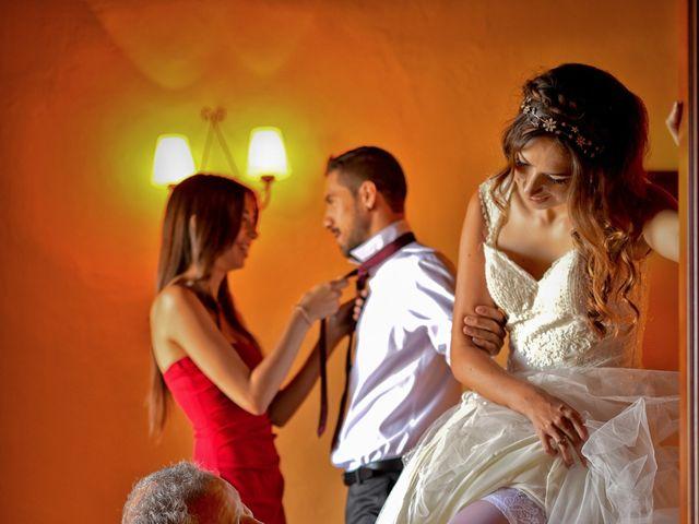 La boda de Mauro y Sandra en Los Realejos, Santa Cruz de Tenerife 22