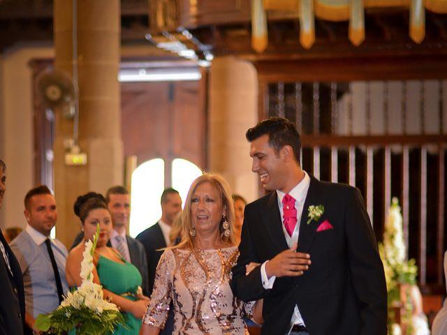 La boda de Mauro y Sandra en Los Realejos, Santa Cruz de Tenerife 24