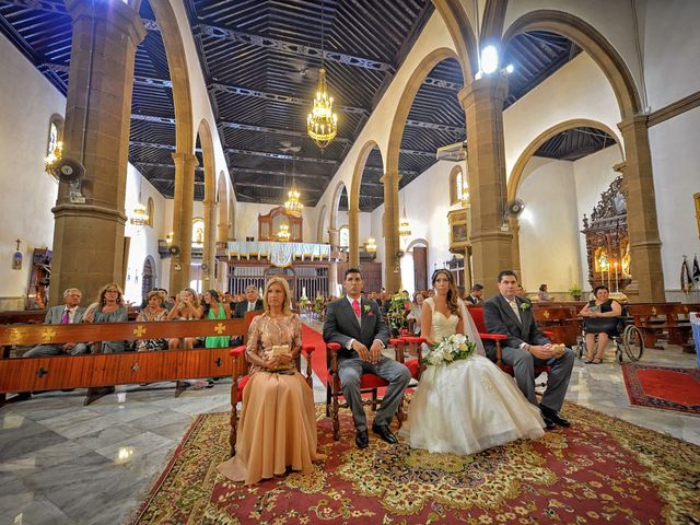 La boda de Mauro y Sandra en Los Realejos, Santa Cruz de Tenerife 29