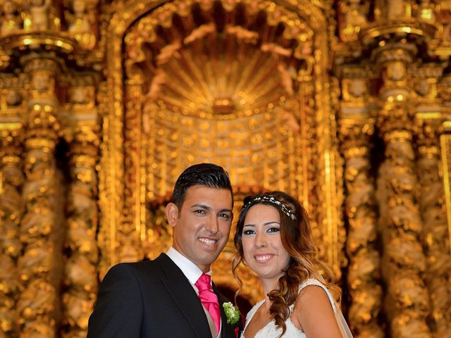 La boda de Mauro y Sandra en Los Realejos, Santa Cruz de Tenerife 30