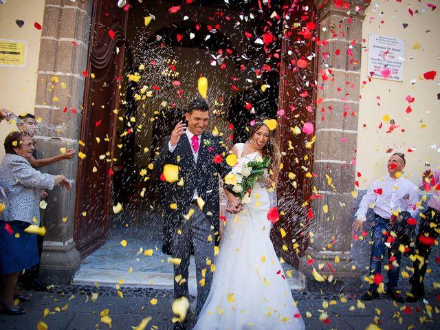 La boda de Mauro y Sandra en Los Realejos, Santa Cruz de Tenerife 31