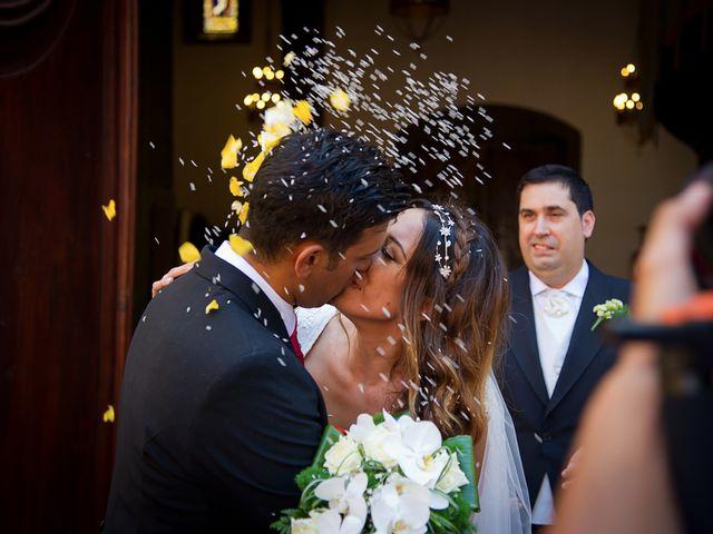 La boda de Mauro y Sandra en Los Realejos, Santa Cruz de Tenerife 33