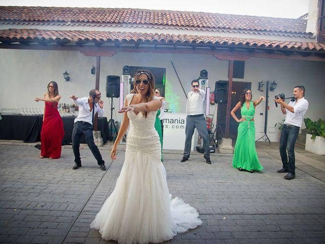 La boda de Mauro y Sandra en Los Realejos, Santa Cruz de Tenerife 42