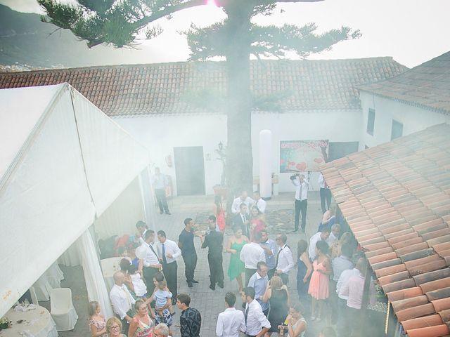 La boda de Mauro y Sandra en Los Realejos, Santa Cruz de Tenerife 43