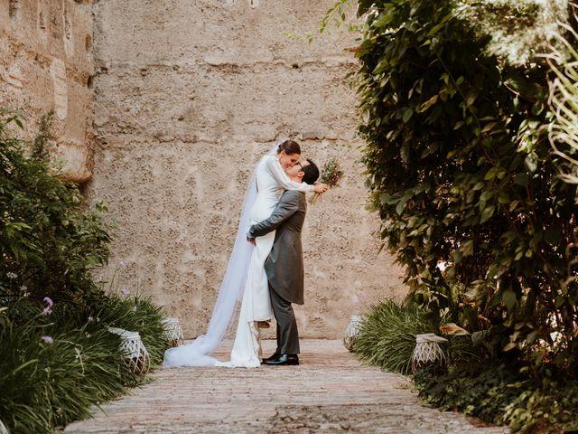La boda de Inma y Borja