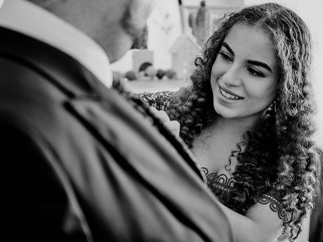 La boda de Alberto y Esperanza en Mairena Del Alcor, Sevilla 25