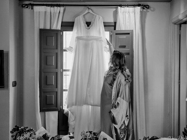 La boda de Alberto y Esperanza en Mairena Del Alcor, Sevilla 45