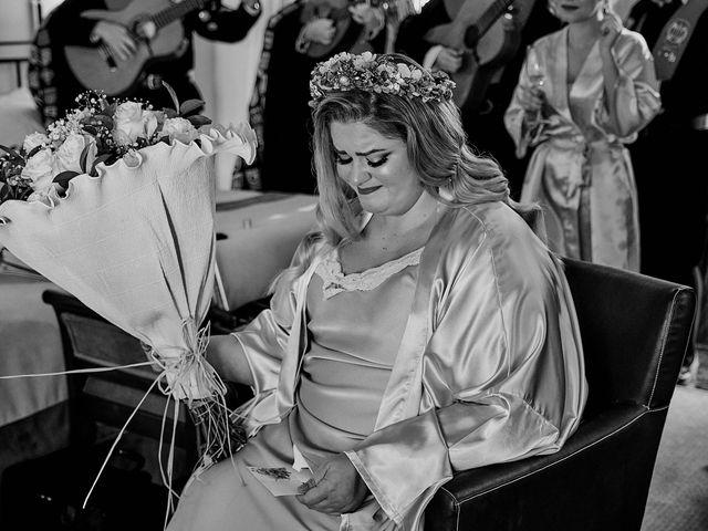 La boda de Alberto y Esperanza en Mairena Del Alcor, Sevilla 50