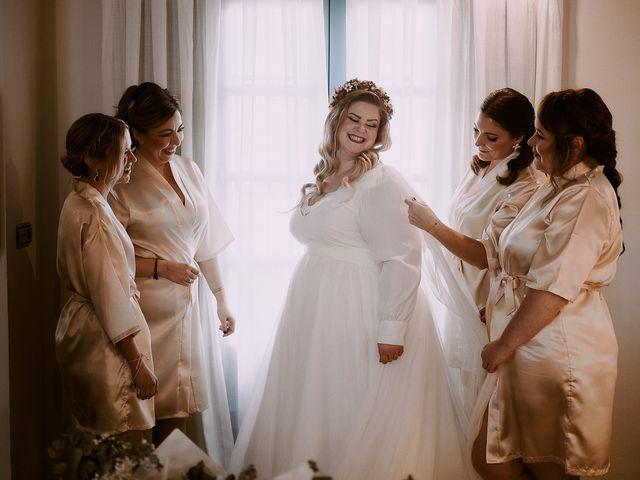 La boda de Alberto y Esperanza en Mairena Del Alcor, Sevilla 53
