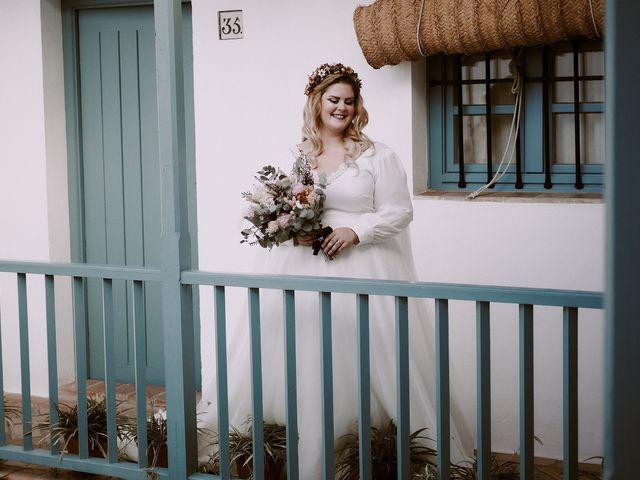 La boda de Alberto y Esperanza en Mairena Del Alcor, Sevilla 56